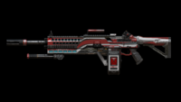 Devotion RSPN Custom Warpaint