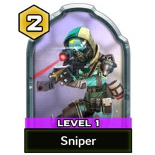TFA Sniper