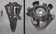 Drop Pod T2 Concept