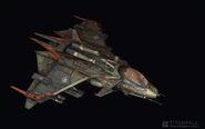 Hornet Render T1