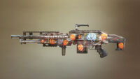 Spitfire Halloween Warpaint