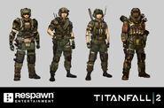 TF2 Militia Troops Concept 2