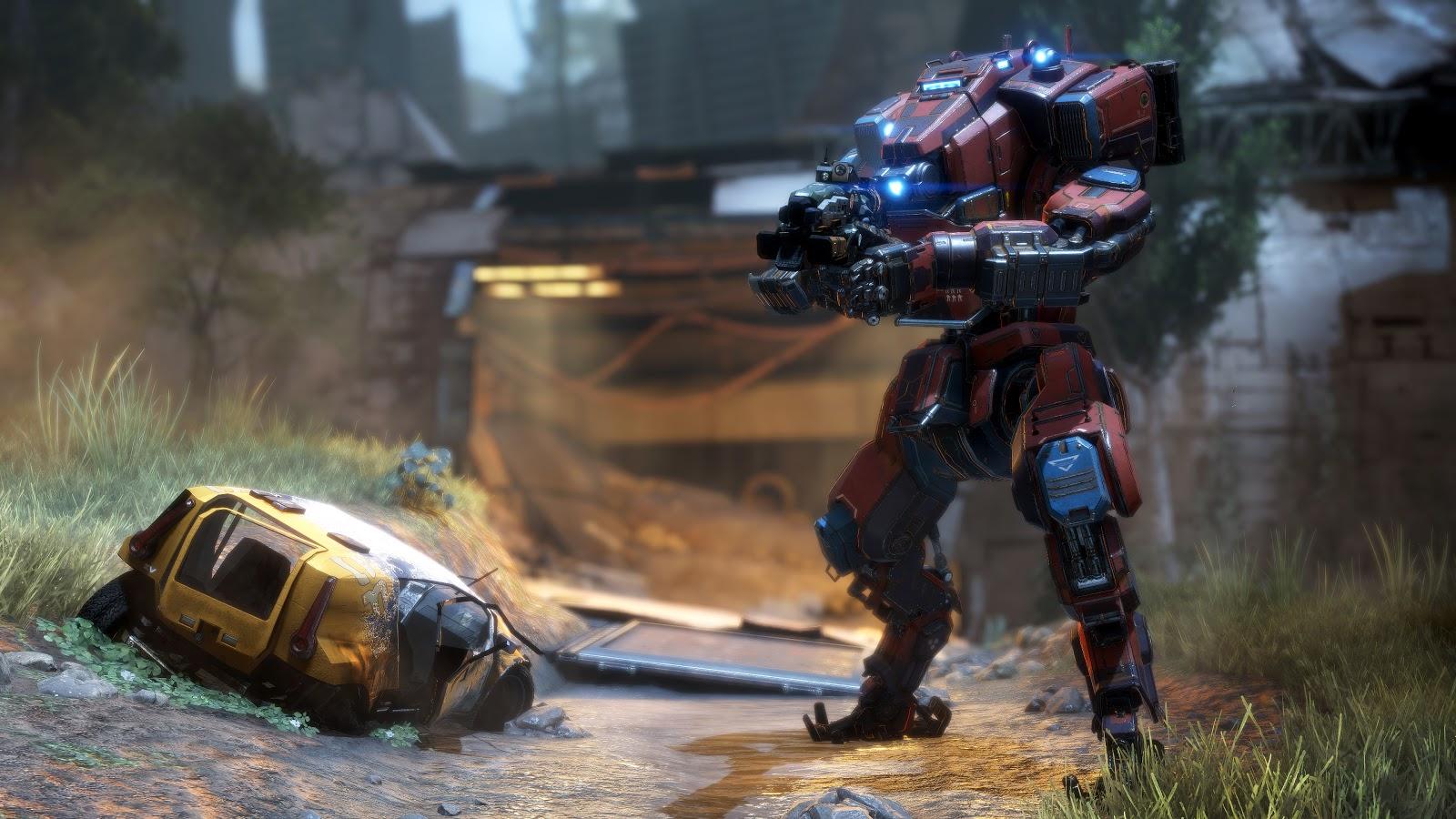 Titanfall retrieve matchmaking list