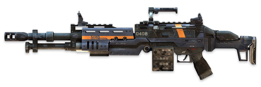 Spitfire Lmg Titanfall Wiki Fandom Powered By Wikia