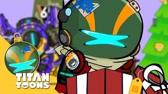 TitanToons Special Best Wishes