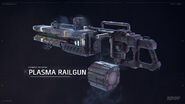 Meet Northstar Plasma Railgun
