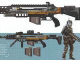 Fukuda Battle Rifle