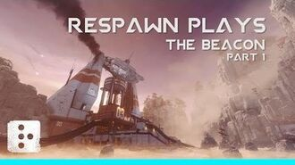 Respawn plays The Beacon Pt.1 Titanfall 2