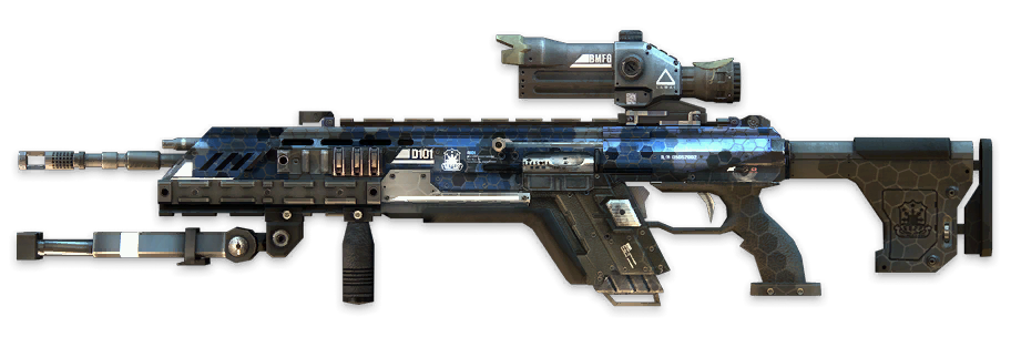 D 101 Longbow Dmr Titanfall Wiki Fandom Powered By Wikia