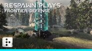 Respawn Plays Frontier Defense Titanfall 2