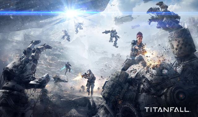 Archivo:Titanfall game informer cover.jpg