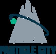 ParticleCity Logo