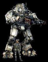 Titan and Pilot