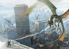 Pre-Titanfall Concept - Dragon