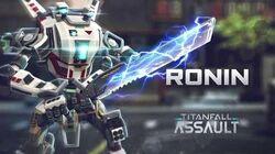 Ronin | Titanfall Wiki | FANDOM powered by Wikia