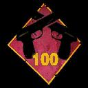 100 Guns