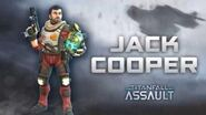 Jack Cooper Hero of the Frontier