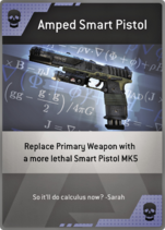 Amped Smart Pistol