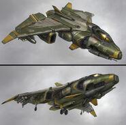 Hornet Concept T2