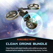 Titanfall Assault Cloak Drone