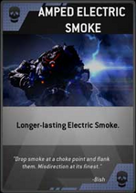 Amped Electric Smoke