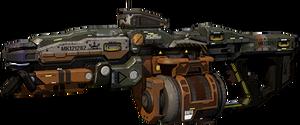 XO16A2 Chaingun
