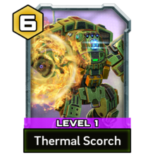 TFA Thermal Scorch