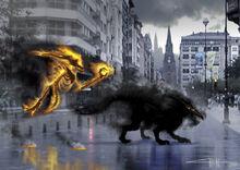 Pre-Titanfall Concept Art - Demons