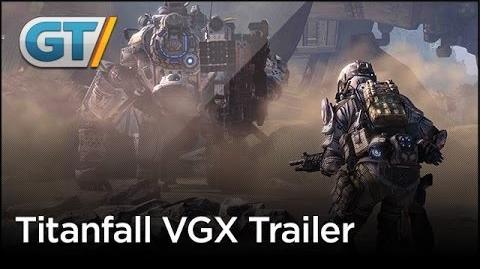 VGX 2013 Titanfall Stryder Debut