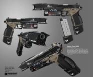 Smart Pistol MK6