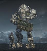 Titan Relative size to Pilot