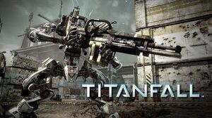 Titanfall Official Stryder Titan Trailer
