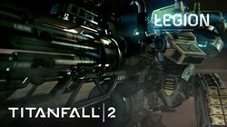 Titanfall 2 Official Titan Trailer Meet Legion