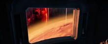Entering Demeter's atmosphere