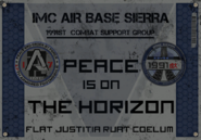 TF Airbase Sign