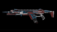 R201 Frontier Patriot Warpaint