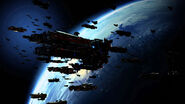 Titanfall-Starships-Fleet-Wallpaper