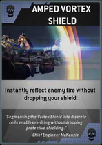 Amped Vortex Shield