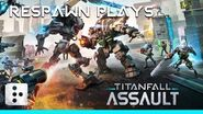 Respawn Plays Titanfall Assault Titanfall