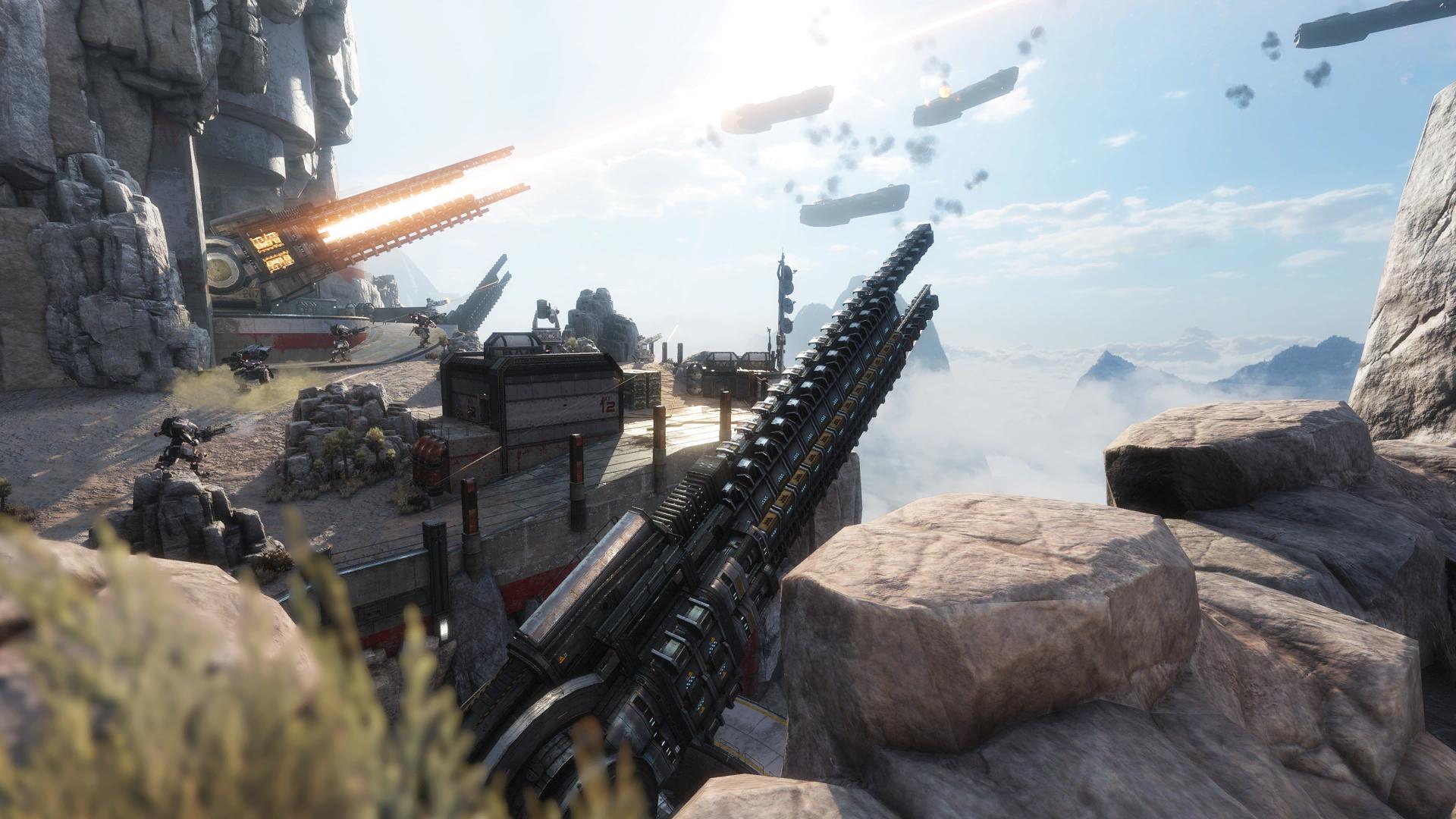The Fold Weapon | Titanfall Wiki | Fandom