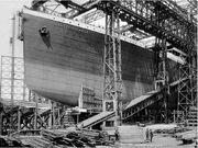 Construction of Titanic