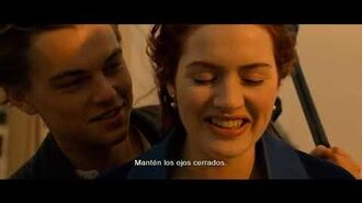 Titanic - (048) The first kiss of Jack and Rose 1080p 60fps