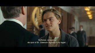 Titanic - (043) Jack is taken out by Lovejoy from the first class lounge 1080p 60fps