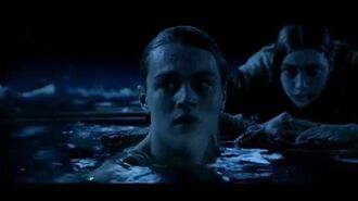 Titanic - Extended Jack and Rose in the water - Deleted Scenes 27