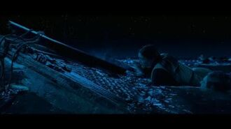 Titanic - (100) Rose climbs to a piece of wood 1080p 60fps