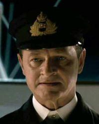 First Officer Murdoch (from 2012 Miniseries)