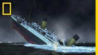 Titanic A Remembrance National Geographic