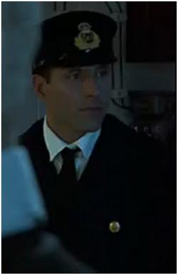 4ème officier Joseph Boxhall
