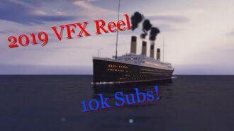 Titanic Animations 2019 Blender VFX Reel