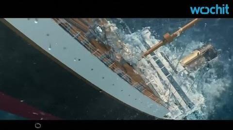 China Begins Titanic Simulation Attraction